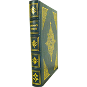"Grimm's Tales, Collectors Edition, Leather Bound Grimm""s Fairy Tales"