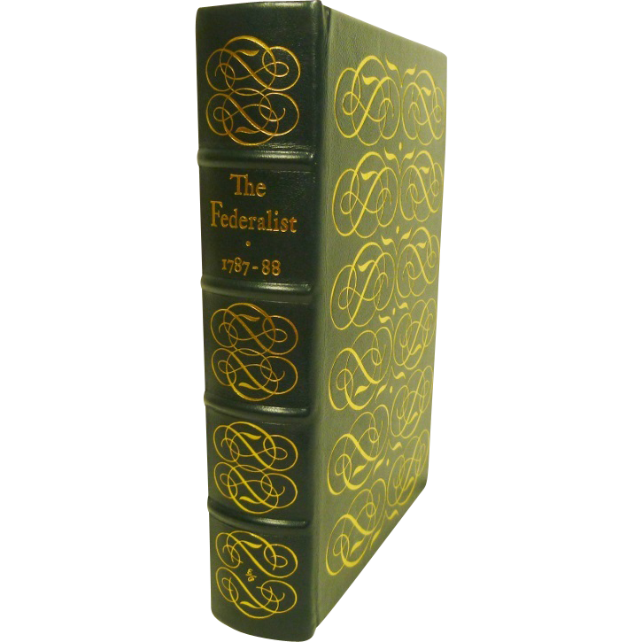 """1787 - 1788 the federalist essay The guardian - back to home the federalist papers by 'publius' (1788) • the federalist papers by """"publius"""" is available in penguin classics."""