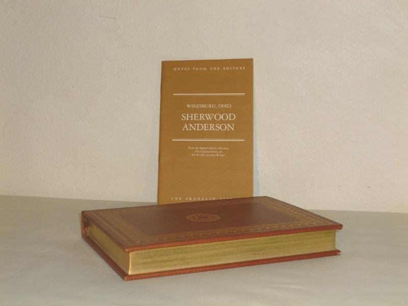 journal on hands by sherwood anderson essay Sherwood anderson, 1876–1941, american novelist and short-story writer, b  camden, ohio after serving briefly in the spanish-american war, he became a.