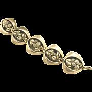 Napier Vintage Silver-plate bracelet