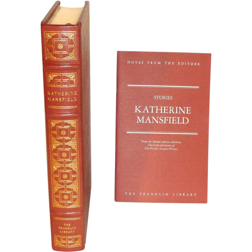 mansfield's short stories The complete collection of short stories written by katherine mansfield.
