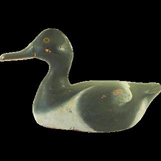 Vintage Wood Duck Decoy