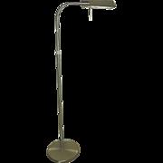 Mid Century Modern Sonneman Floor Lamp