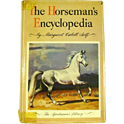 1946 The Horseman's Encyclopedia Collectible by Margaret Self
