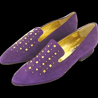 Escada Designer Vintage Shoes - Never worn