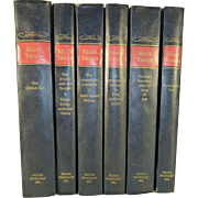 Mark Twain 6 Book Set