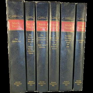 Mark Twain 6 Book Set