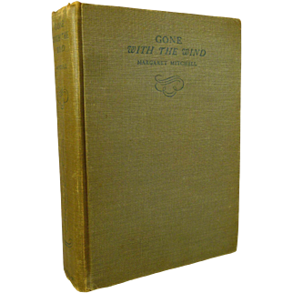 1936 Edition of Gone with the Wind
