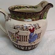 Buffalo Pottery Cinderella Pitcher or Jug