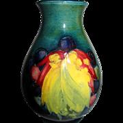 Colorful Moorcroft Vase