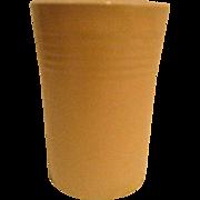 Vintage Fiesta Ivory Juice Tumbler, Fiestaware