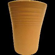 Vintage Fiesta Ivory Water Tumbler Fiestaware