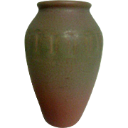 Signed Pink Glazed Rookwood Vase