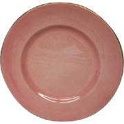 Royal Winton Pink Rosebud Dinner Plate