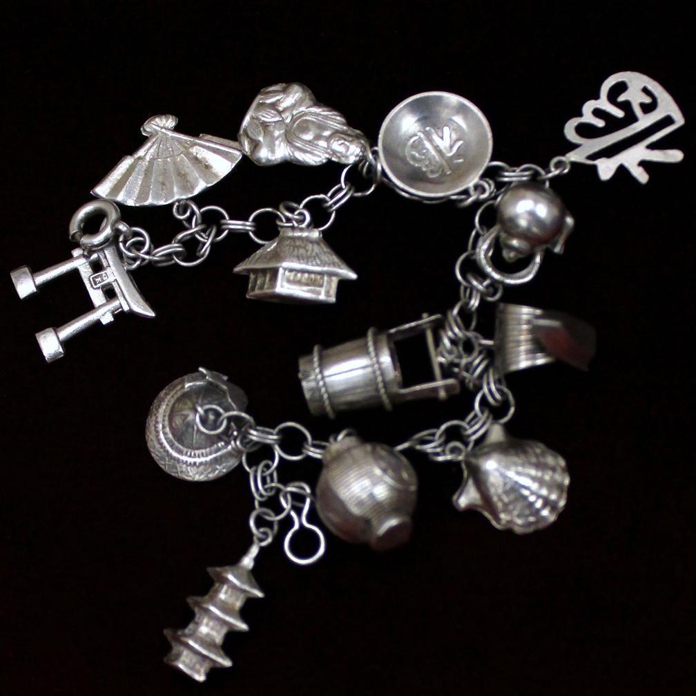 Themed Charm Bracelets Best Bracelet 2017