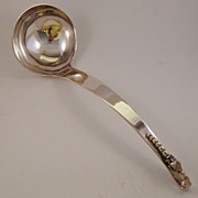 "F. Ramirez Sterling ""Pea Pod"" Ladle, Sterling, Mexico"