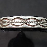 Emerson Sterling Cuff Bracelet