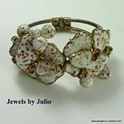 "Large Cuff Bracelet,  ""Jewels by Julio"""