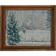 Miniature Oil Painting
