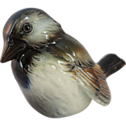 Goebel Porcelain Sparrow Figurine
