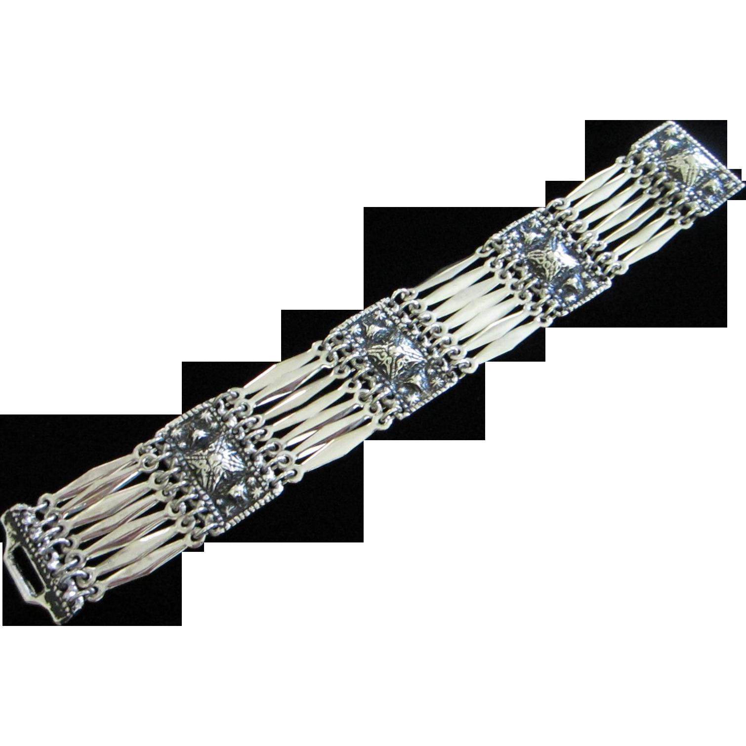 Vintage Silver Mexico 87