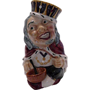 Old King Cole Toby Mug, Made in England