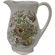 Royal Doulton Transferware Pitcher ~ REDUCED ~ 1/2 OFF!