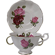 Vintage Royal Albert Bone China Cup and Saucer