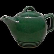 Sweet Little Green McCoy Single Cup Teapot