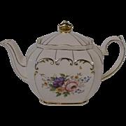 Vintage Sadler of England Rectangular Shaped Teapot