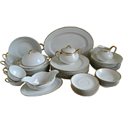 Haviland Limoges 46 Piece Set, 1894 - 1931