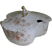 Antique Haviland Limoges China France Soup Tureen