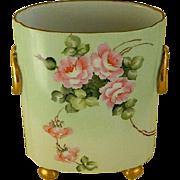 William Guerin Limoges Cache Pot, 1900 - 1932