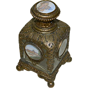 Victorian Grand Tour French Inkwell