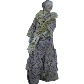 German Dollhouse Lady with Grace