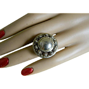 Vintage Siam Sterling Ring