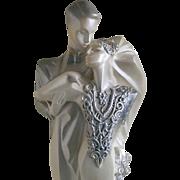 Vintage Our Day Austin Sculpture 1991, Alexsander Danel, Artist