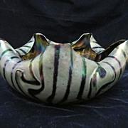 Rindskopf Persia Bowl Rare Pattern