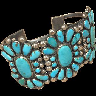 Sleeping Beauty Turquoise Bracelet