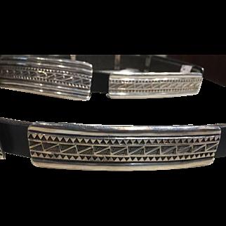 Seth Brown Designed Concho Belt