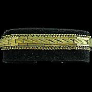 Vintage JBK Jackie Kennedy Camrose & Kross Bracelet With Box & Certificate