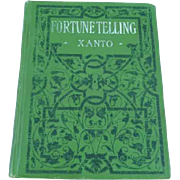 Fortune Telling By Madame Xanto Occult Astrology Birthstones C 1909