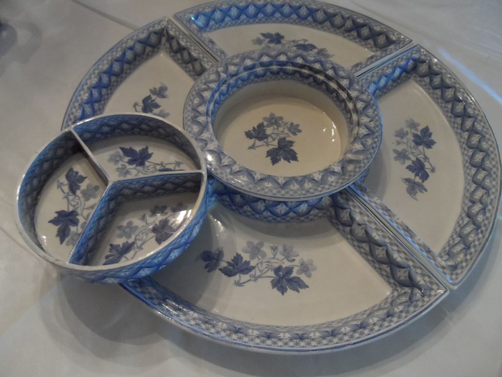 Spode  Supper Set  - early 1830