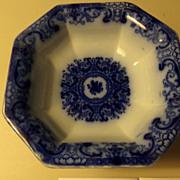Flow Blue Bowl/Compote