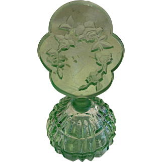 Czech Perfume Bottle A