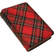 Vintage Book The Clans And Tartans Of Scotland, Circa 1949