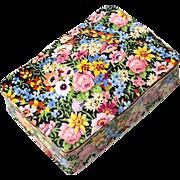 Vintage Royal Winton Balmoral Chintz Candy Box