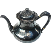19th Century Victorian Reed & Barton Silverplated Teapot