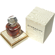 A Vintage Unopened Le De Givenchy Paris 1 Fl. Oz. French Perfume.  In The Original Box And Unopened,