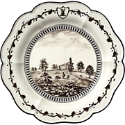 Vintage Wedgwood Limited Edition Frog Service Desert Plate